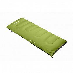 Spací vak KING CAMP Oxygen - zelený - pravý zips
