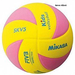Volejbalová lopta MIKASA Kids SKV5 - ružová