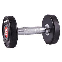 Jednoručná činka inSPORTline Profi 10 kg