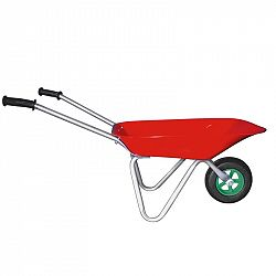 Záhradný fúrik WORKER Wheelbar