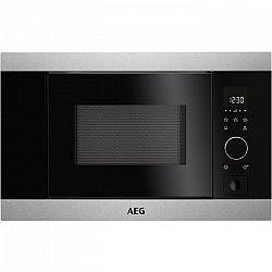 AEG Mastery MBB1756S-M nerez + čierne sklo