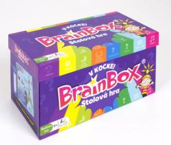 ALBI BrainBox v kocke! STOLOVÁ HRA 026613