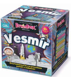 ALBI BrainBox v kocke! VESMÍR 030900