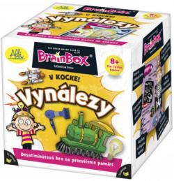 ALBI BrainBox v kocke! VYNÁLEZY 008657