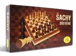 ALBI Šachy Drevené 002181