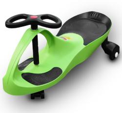BENEO Samochodiace autíčko s PU kolesami limetkové RIRI lime