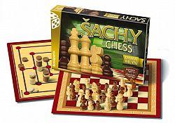 Bonaparte Šachy, dáma, mlyn Klasik