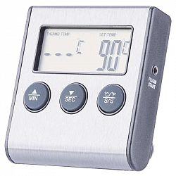 Emos E2157 Digitálny grilovací teplomer a minútka