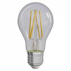 Emos filament A60 8W E27 teplá biela Z74270