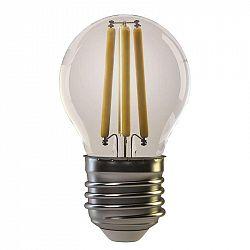 Emos filament mini globe 4W E27 teplá biela Z74240