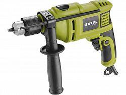 EXTOL 401163 Vŕtačka príklepová 550 W