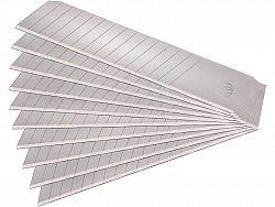 EXTOL 8855092 Brity do univerzálneho noža, 10 ks, 18x0,5 mm, 14 segmentov