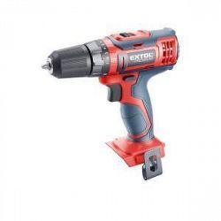 EXTOL 8891801 Aku vŕtací skrutkovač, bez batérie a bez nabíjačky