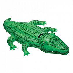 Intex Nafukovací krokodíl s držadlom 58546