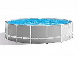 Intex Záhradný bazén 26724 Prism Frame 457 x 107 cm s kartušovou filtráciou 26724