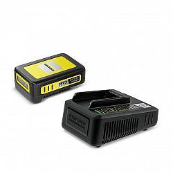 Kärcher 2.445-062.0 Súprava batéria a rýchlonabíjačka 18V/2,5 Ah