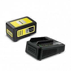 Kärcher 2.445-063.0 Súprava batéria a rýchlonabíjačka 18V/5,0 Ah