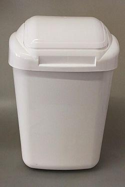 Makro 77148 Kôš odpad. 30l biely