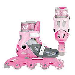 Mondo In Line kolieskové korčule Hello Kitty veľkosť 29-32 18588