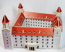 NiXiM Bratislavský hrad WA100-C