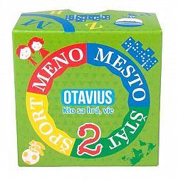 OTAVIUS Meno, mesto, štát, šport 531335