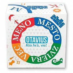 OTAVIUS Meno, mesto, zviera, vec 531144