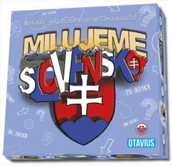 OTAVIUS Milujeme Slovensko 411400