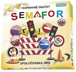 OTAVIUS Spoločenská hra SEMAFOR 411905