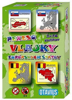 OTAVIUS Vlajky európskych štátov 411103