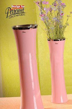 Paramit 12097-50P Váza MATO 50cm ružová