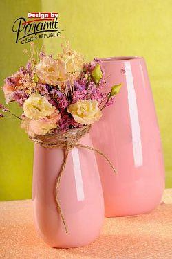 Paramit 13010-20P Váza ERNA 20cm ružová