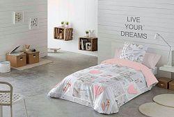 Posteľné obliečky Sweet home pink 8581305914831