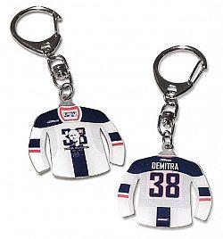 Prívesok na kľúče Demitra dres