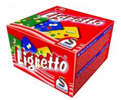 Schmidt Spiele Ligretto - ČERVENÁ 013080