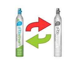 SodaStream výmena bombičky CO2