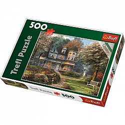 Trefl Dom snov 500 37241