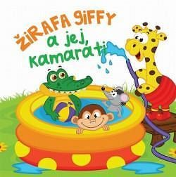 Wiky Gumená knižka Žirafa Giffy a jej kamaráti 940677