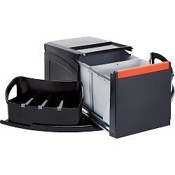 Franke Sorter Cube roh- 2x18 l