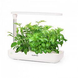 Klarstein GrowIt Flex, inteligentná domáca záhrada, 9 rastlín, 18 W LED, 2 litre