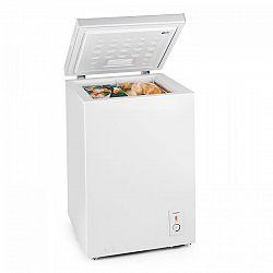 Klarstein Iceblokk, biela, mraziaci box, mraznička, 100 l, 75 W, A+