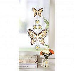 Magnet 3Pagen Textilná dekorácia