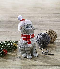 Magnet 3Pagen Vianočné mačiatko