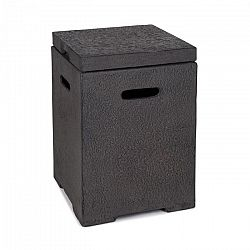 Blumfeldt Gas Garage, box na uskladnenie nádoby s plynom do 9 kg, tmavosivý