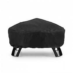 Blumfeldt Oreos, kryt na ochranu pred poveternostnými vplyvmi, nylon 600D, nepremokavý, čierny