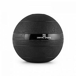 Capital Sports Groundcracker, čierny, 8 kg, slamball, guma