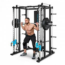 Capital Sports Pro Amaze Smith Machine Cable Cross, multifunkčný stroj na cvičenie