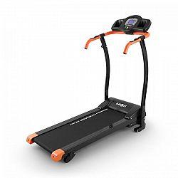 Klarfit Pacemaker X3, bežecký pás, 1,5 koní, 12 km/h, merač pulzu, 3 stupne stúp