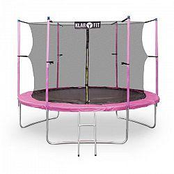 Klarfit Rocketgirl XXL, 305 cm trampolína, ružová