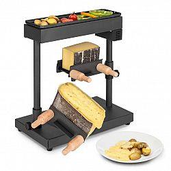 Klarstein Appenzell XL, raclett s grilom, 600 W, termostat, 2 stojany na syr