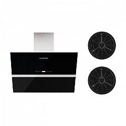 Klarstein Aurea VII, digestor, set filtrov s aktívnym uhlím, 90 cm, čierna farba